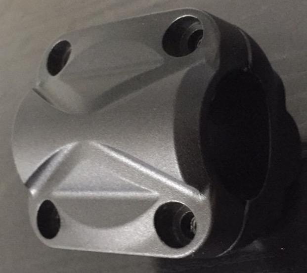 Breytistykki fyrir 31.8mm stýri