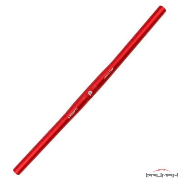 Stýri (flatt) 25.4x580mm Rautt